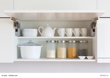 Tips To Keep Kitchen Cabinets Organized
