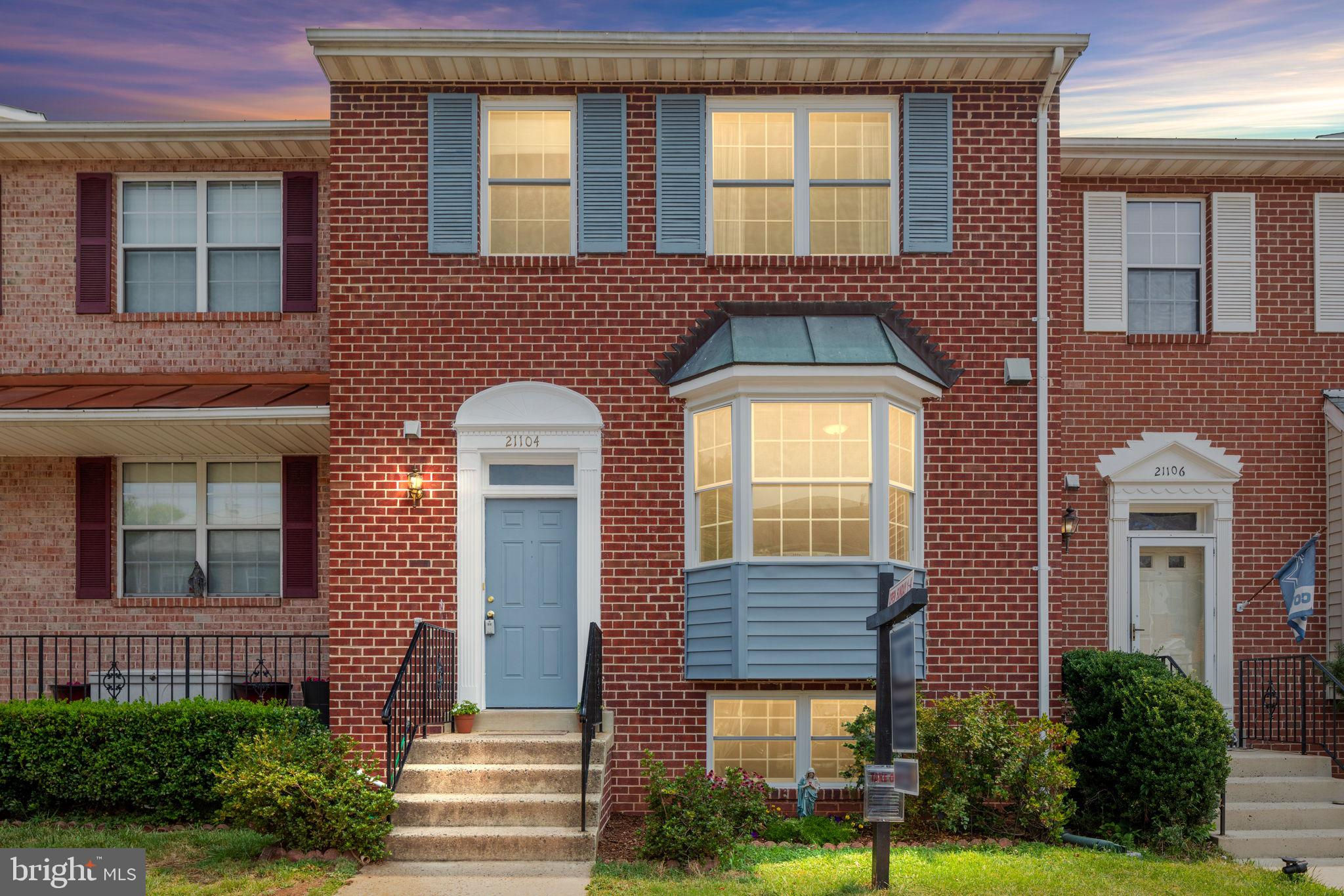 21104 Surrey Way, Sterling, VA 20164 is now new to the market!