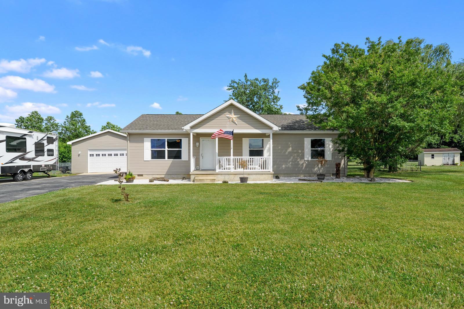 Another Property Sold - 491 Blaine Drive, Felton, DE 19943