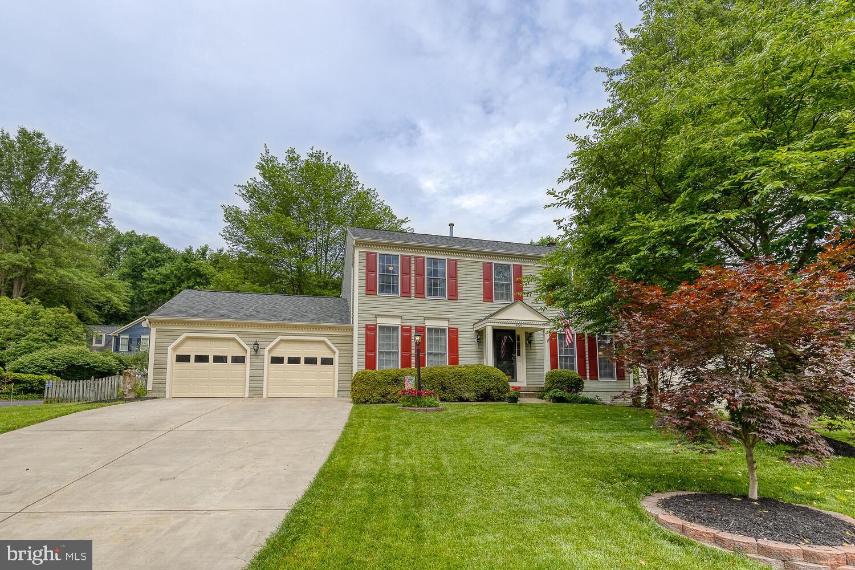 14590 Estate Drive, Woodbridge, VA 22193 is now new to the market!