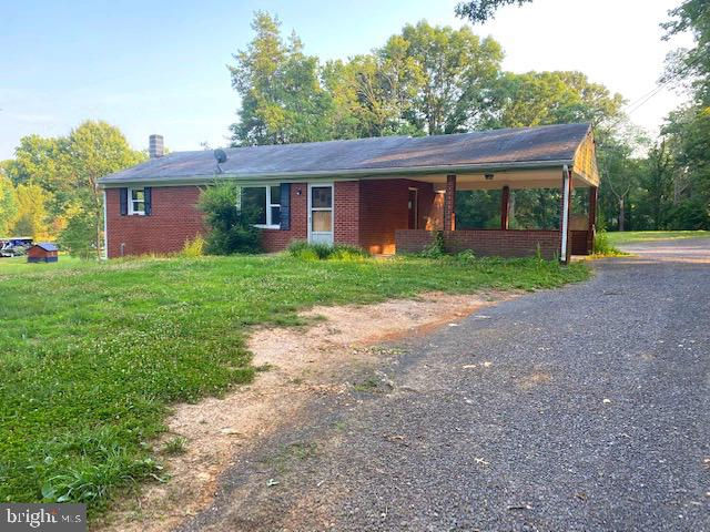 14376 Woodland Church Road, Culpeper, VA 22701 is now new to the market!