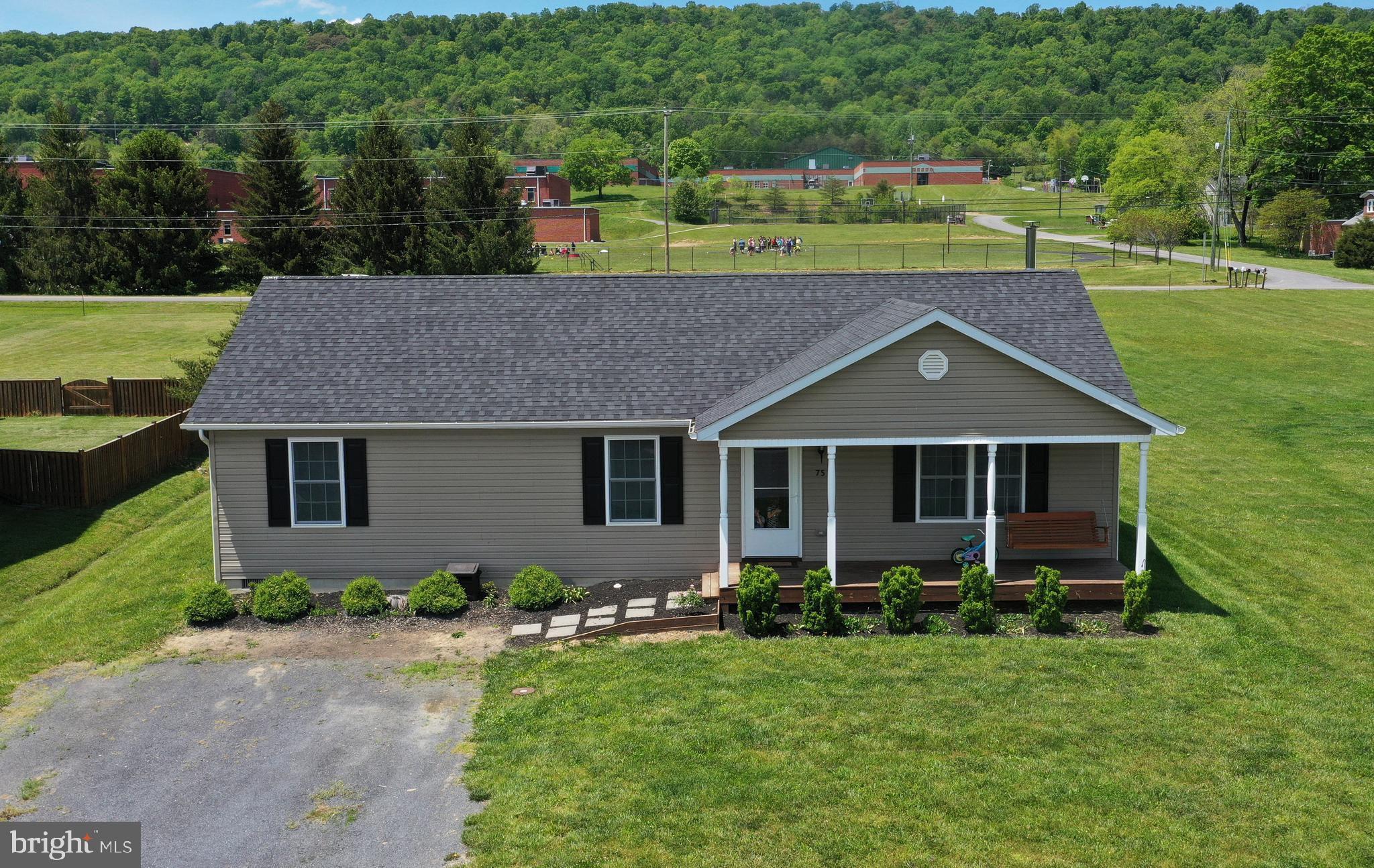 Another Property Sold - 75 Village Drive, Capon Bridge, WV 26711