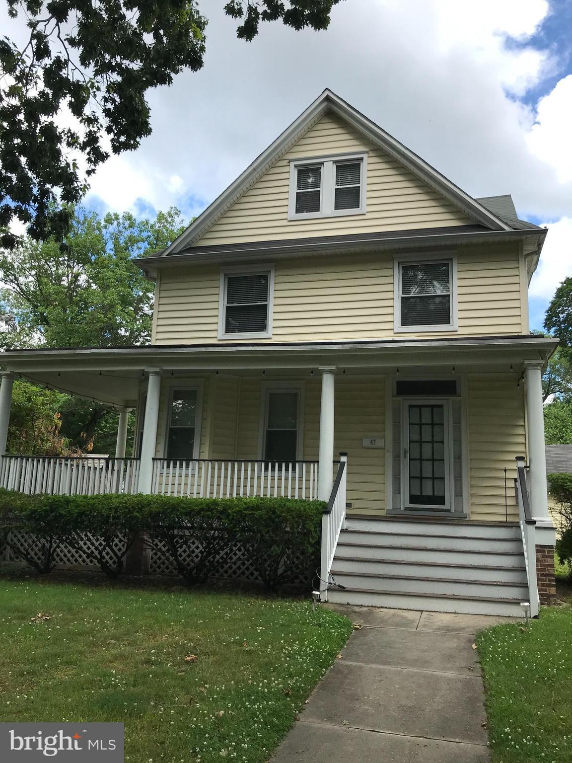 Another Property Rented - 47 Estaugh Avenue, Haddonfield, NJ 08033