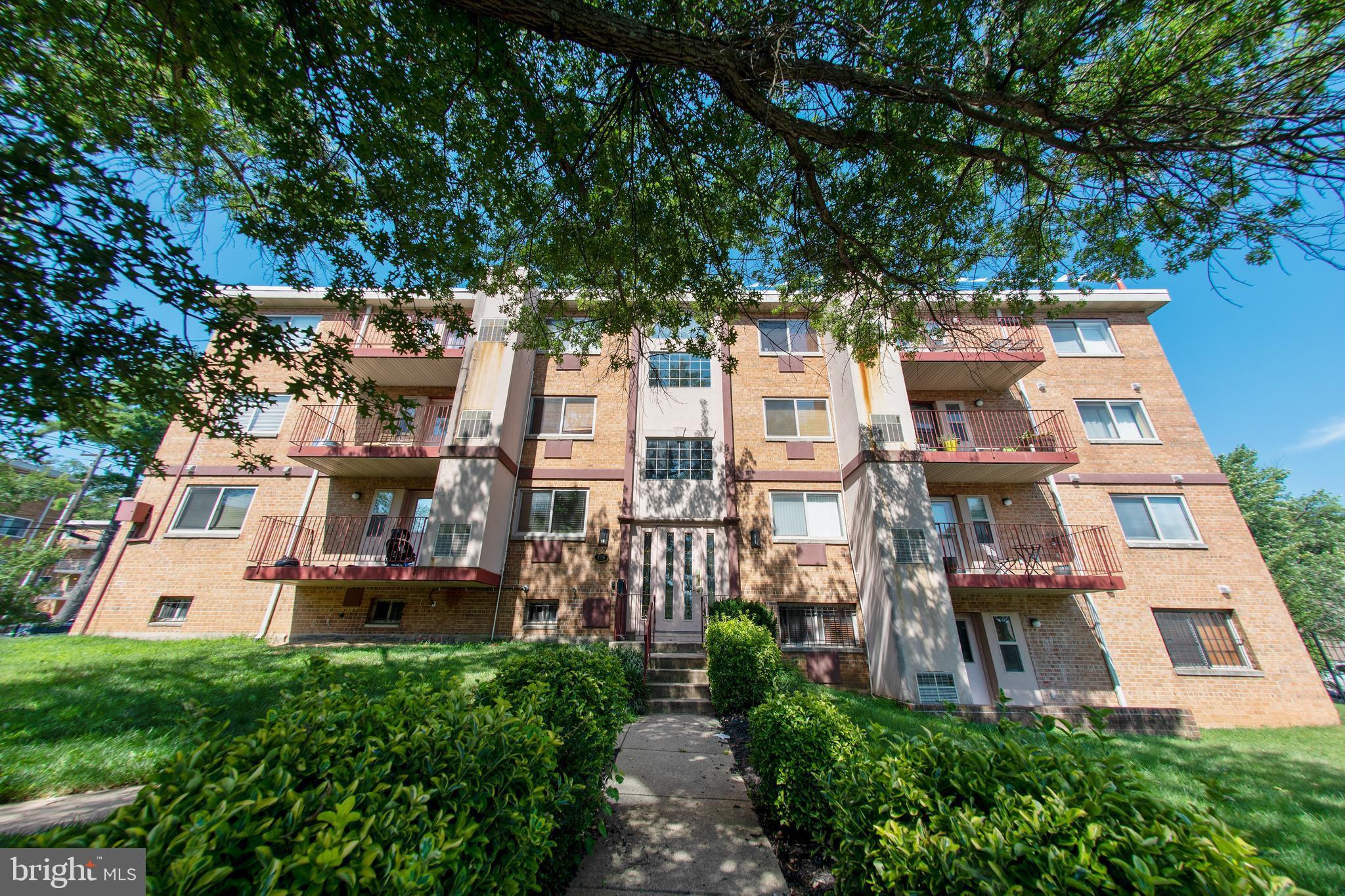 4116 Ames Street NE #202, Washington, DC 20019 now has a new price of $187,000!