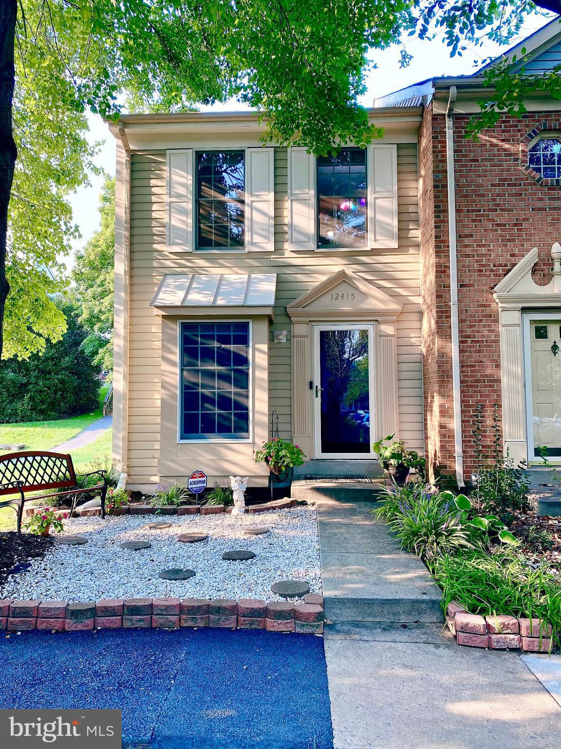 12415 Sky Blue Drive, Germantown, MD 20874 now has a new price of $349,900!
