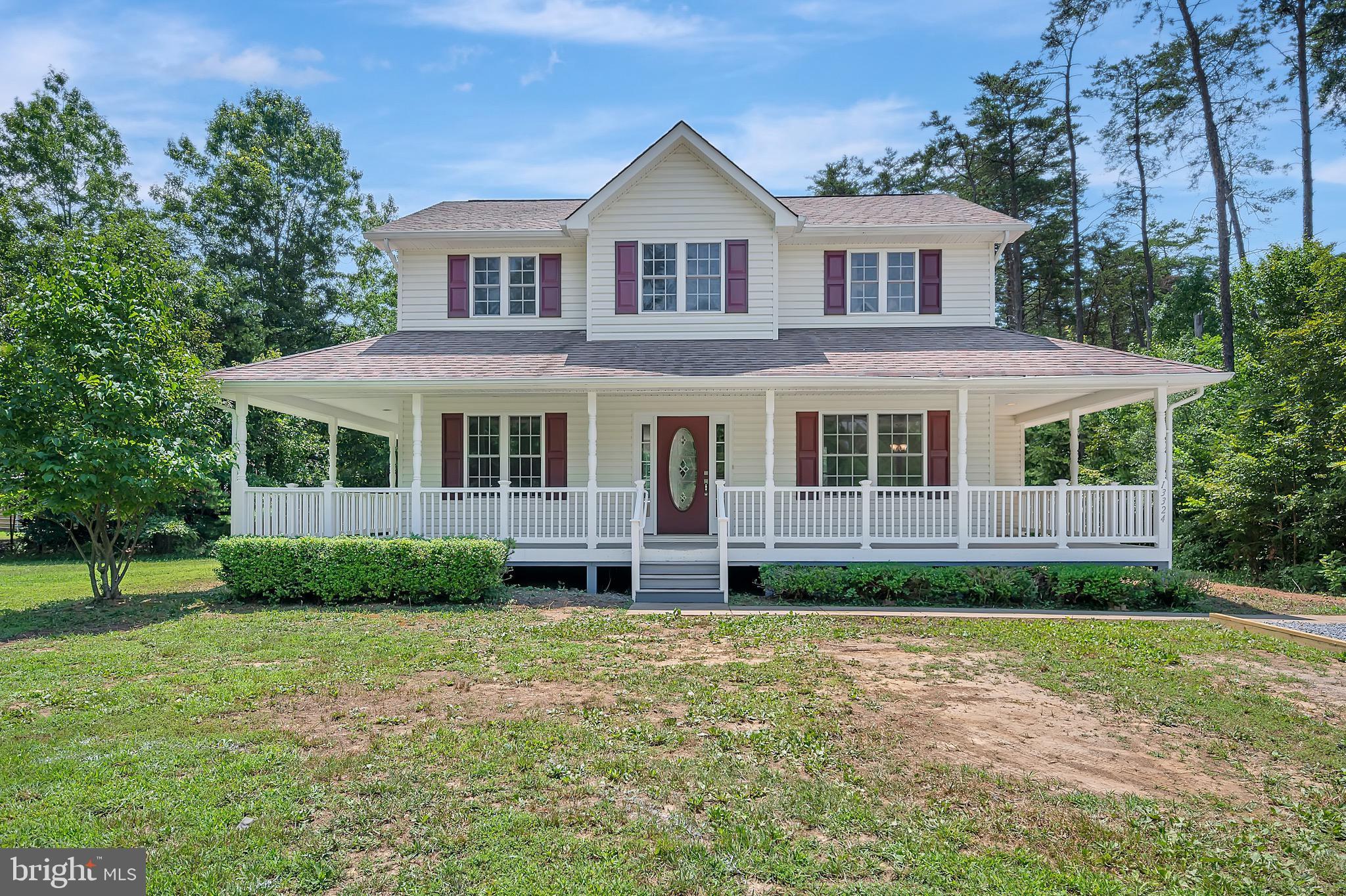 13324 Alva Brooks Lane, Spotsylvania, VA 22551 is now new to the market!