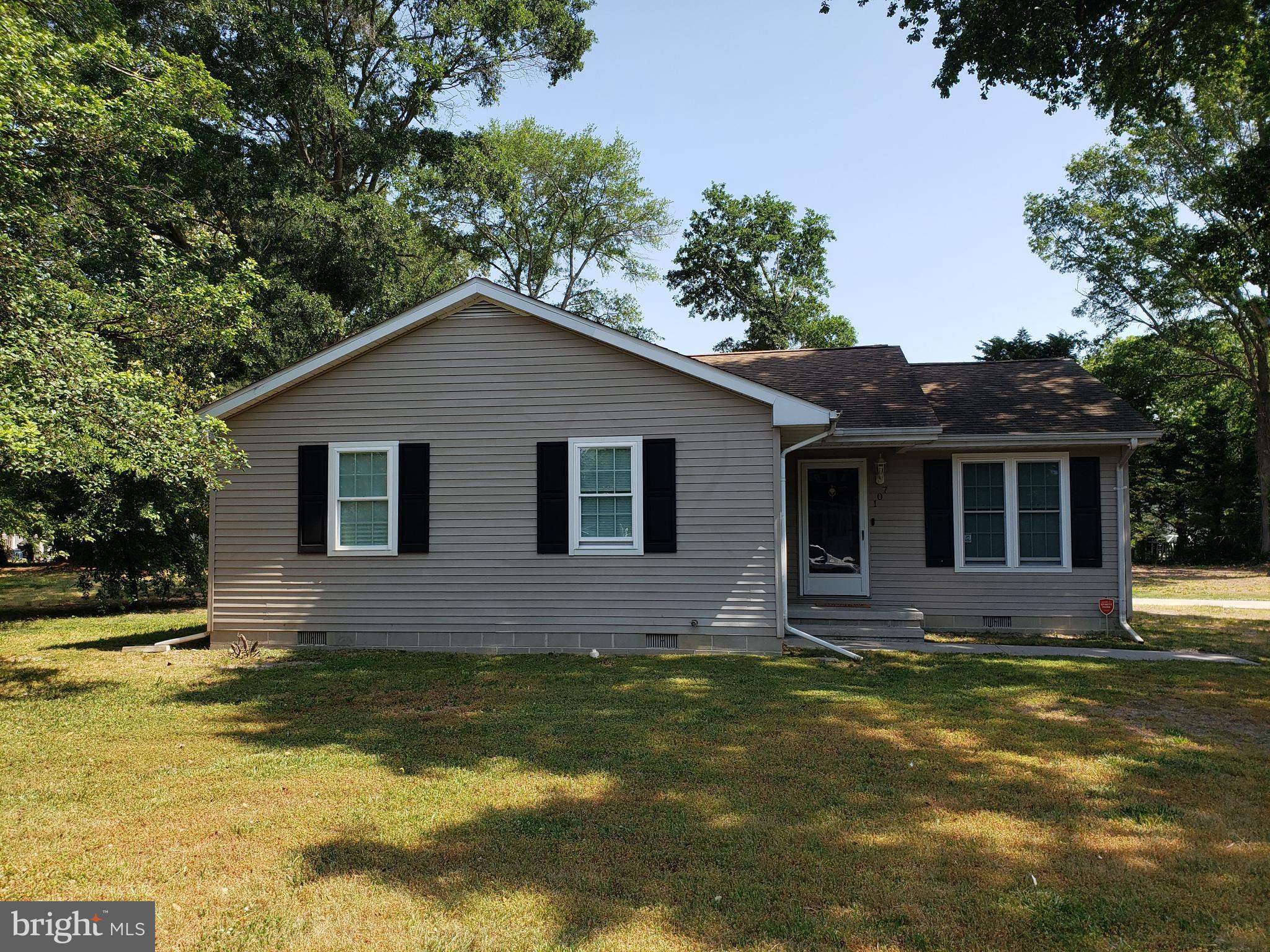 Another Property Sold - 107 W 9TH Street, Laurel, DE 19956
