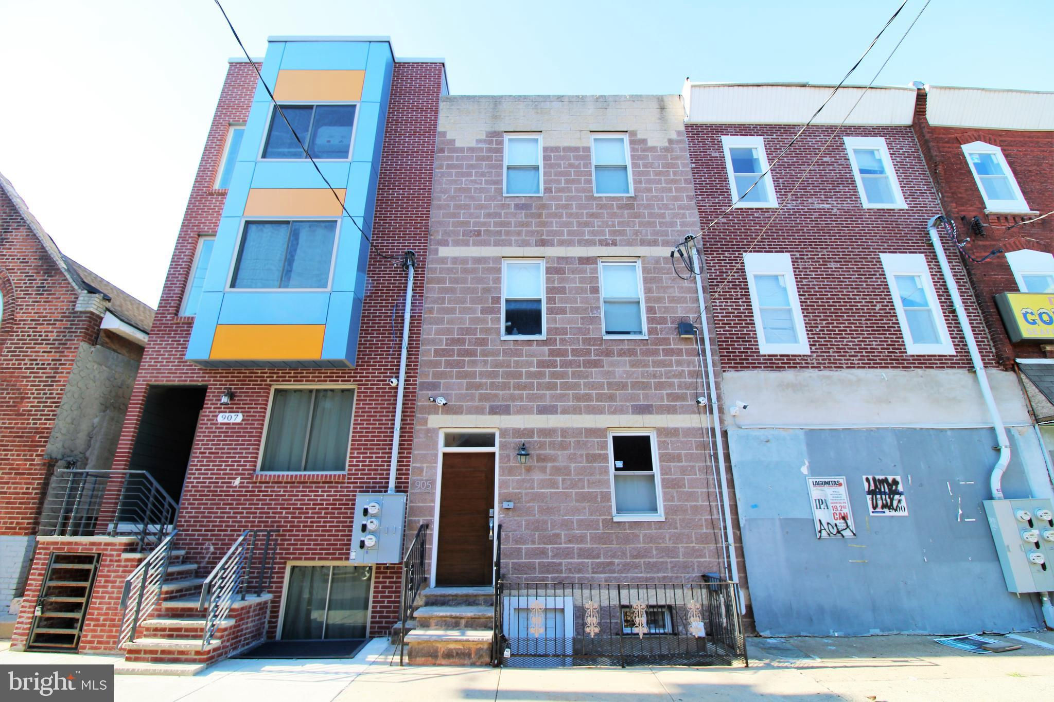 905 Diamond Street, Philadelphia, PA 19122 now has a new price of $469,900!
