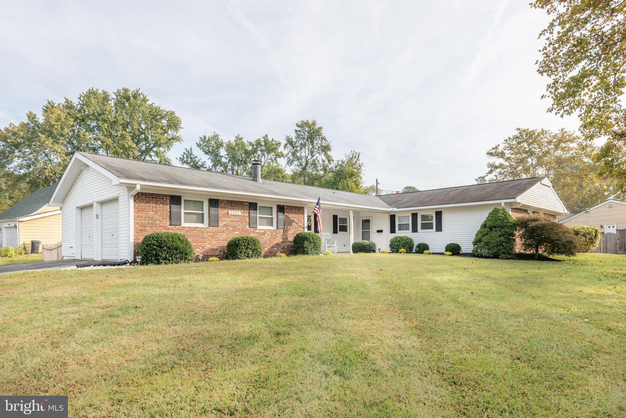 3909 Carvel Lane, Bowie, MD 20715 is now new to the market!