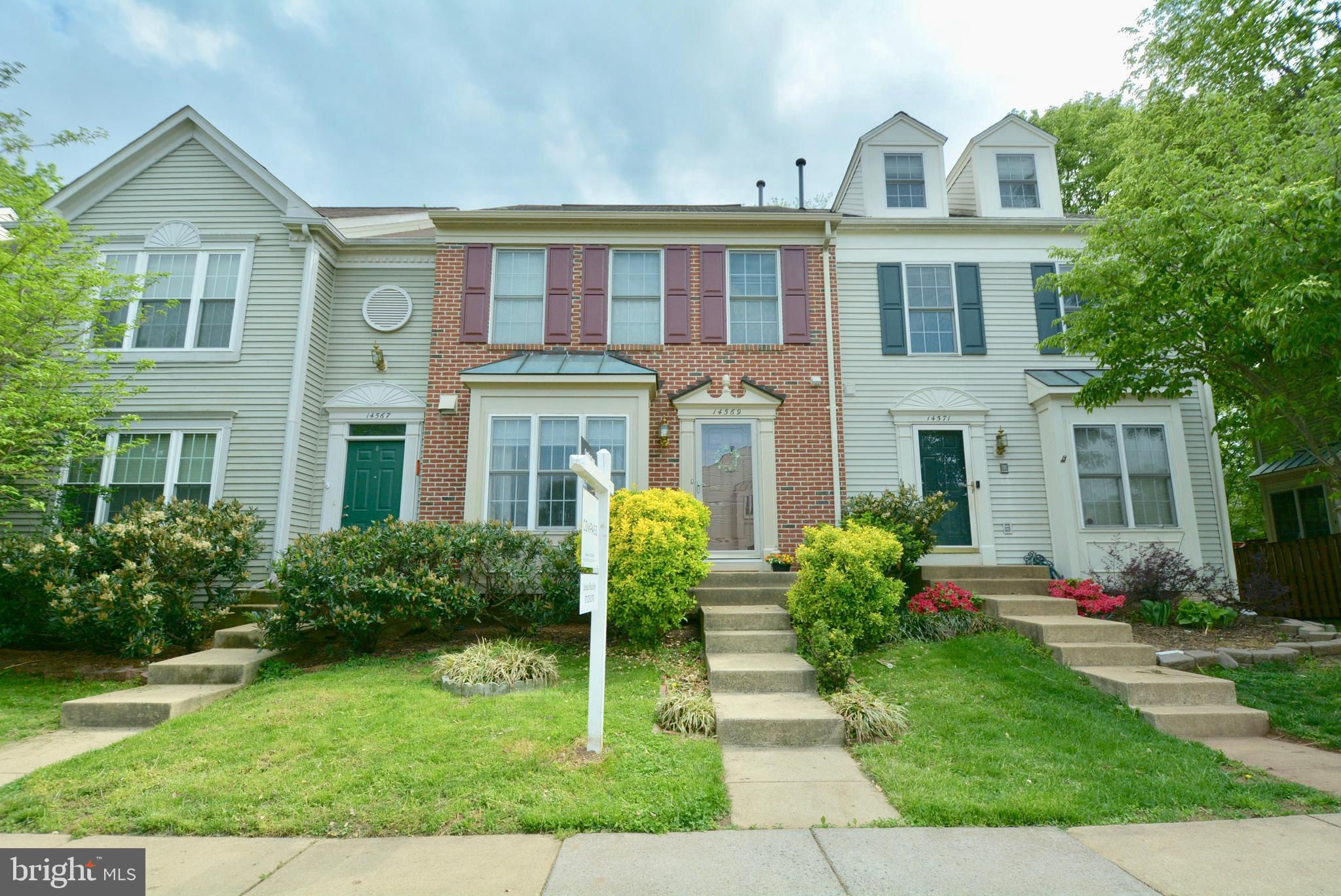 14569 Granville Lane, Centreville, VA 20120 now has a new price of $439,900!