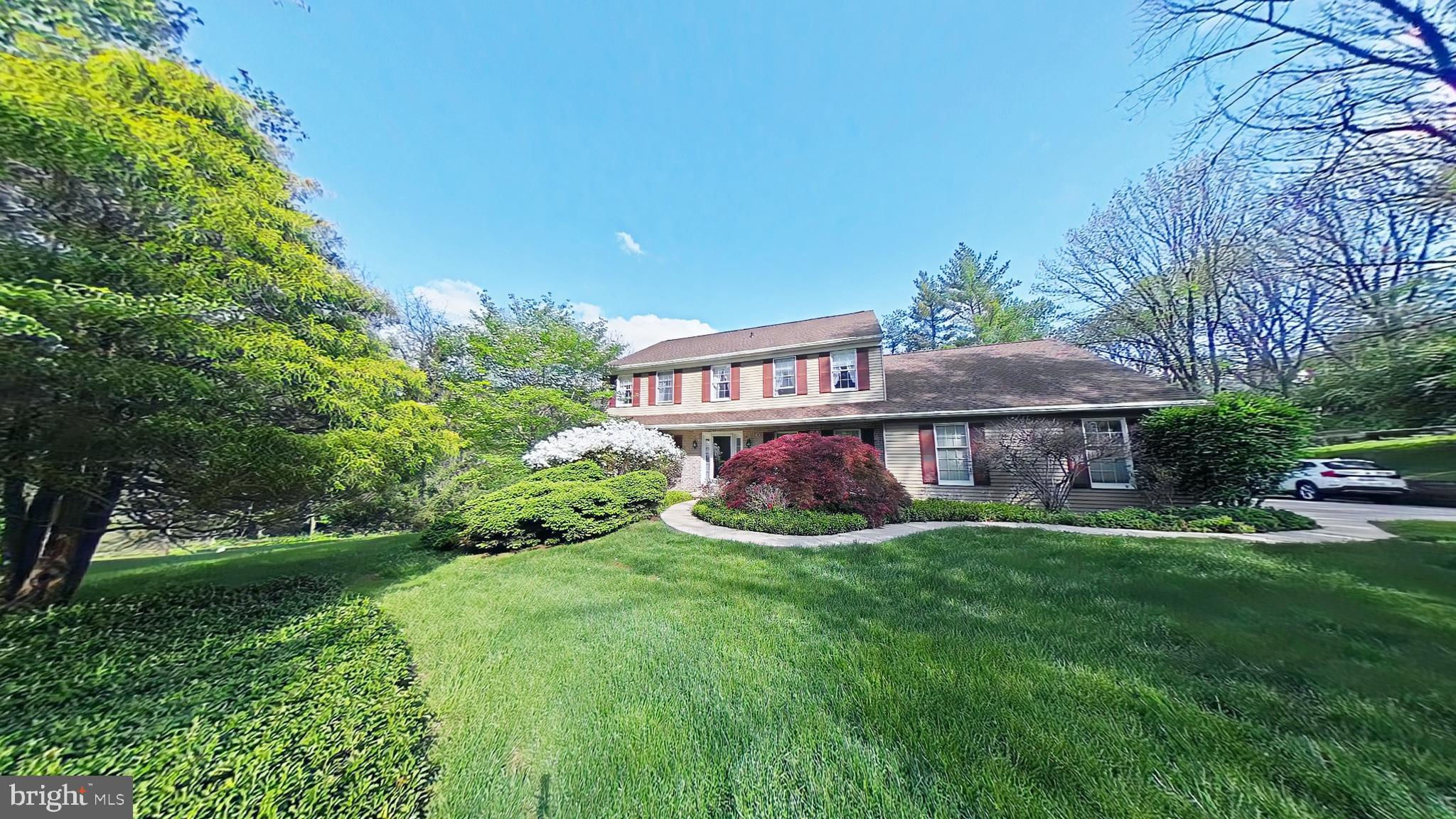 1532 Morgan Lane, Chesterbrook, PA 19087 now has a new price of $750,000!