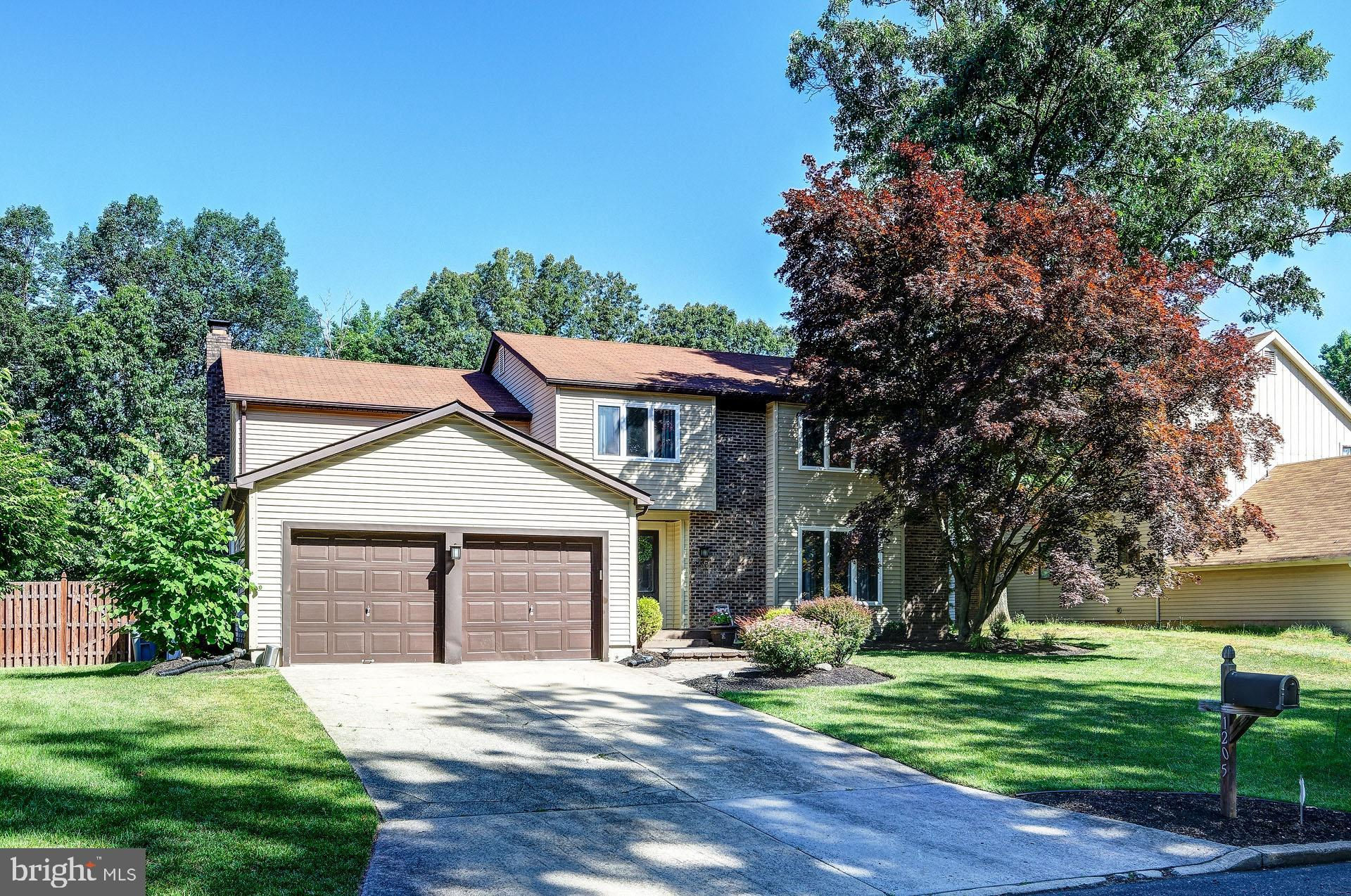 1205 Sequoia Road, Cherry Hill, NJ 08003 is now new to the market!