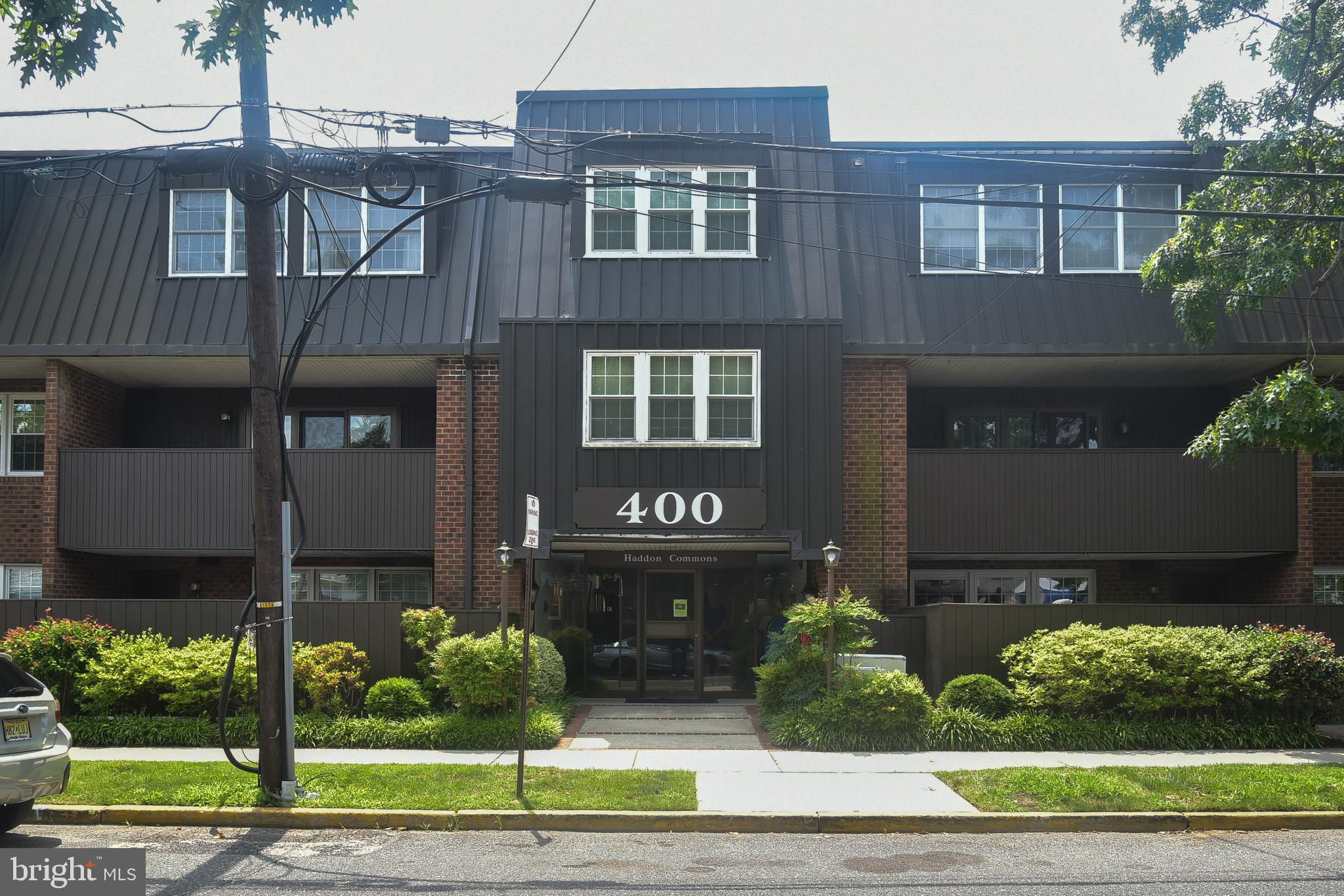 49 Haddonfield Commons, Haddonfield, NJ 08033 is now new to the market!