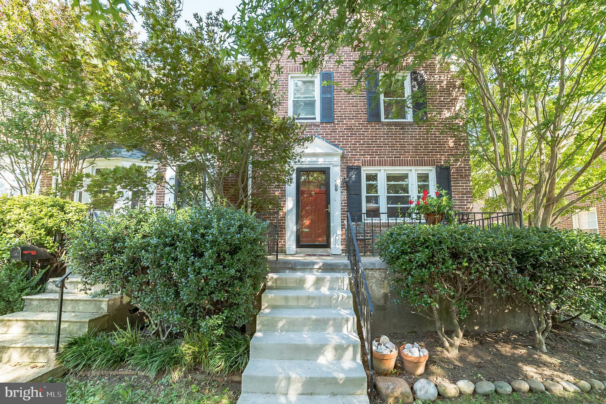 109 Stanmore Road, Baltimore, MD 21212 now has a new price of $329,500!