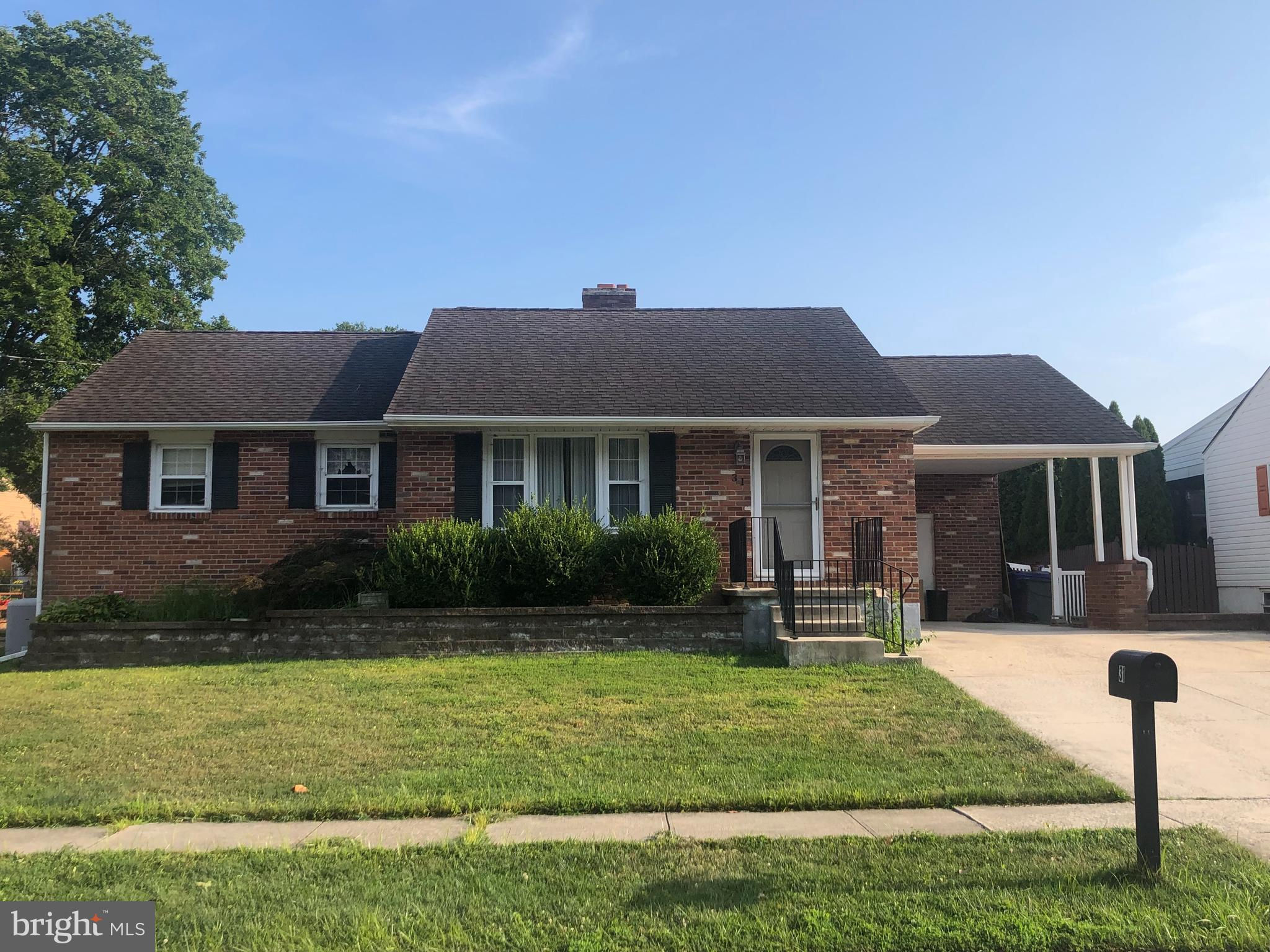 Another Property Sold - 31 Millwright Drive, Newark, DE 19711