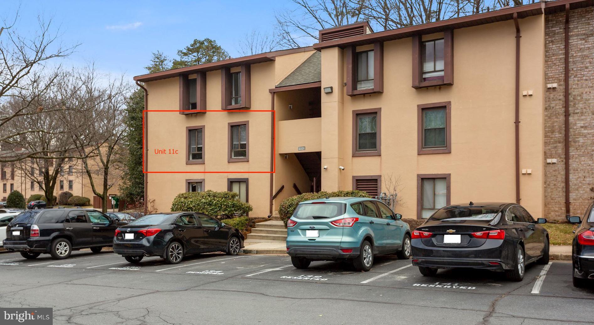 Another Property Sold - 2231 Castle Rock Square #11C, Reston, VA 20191