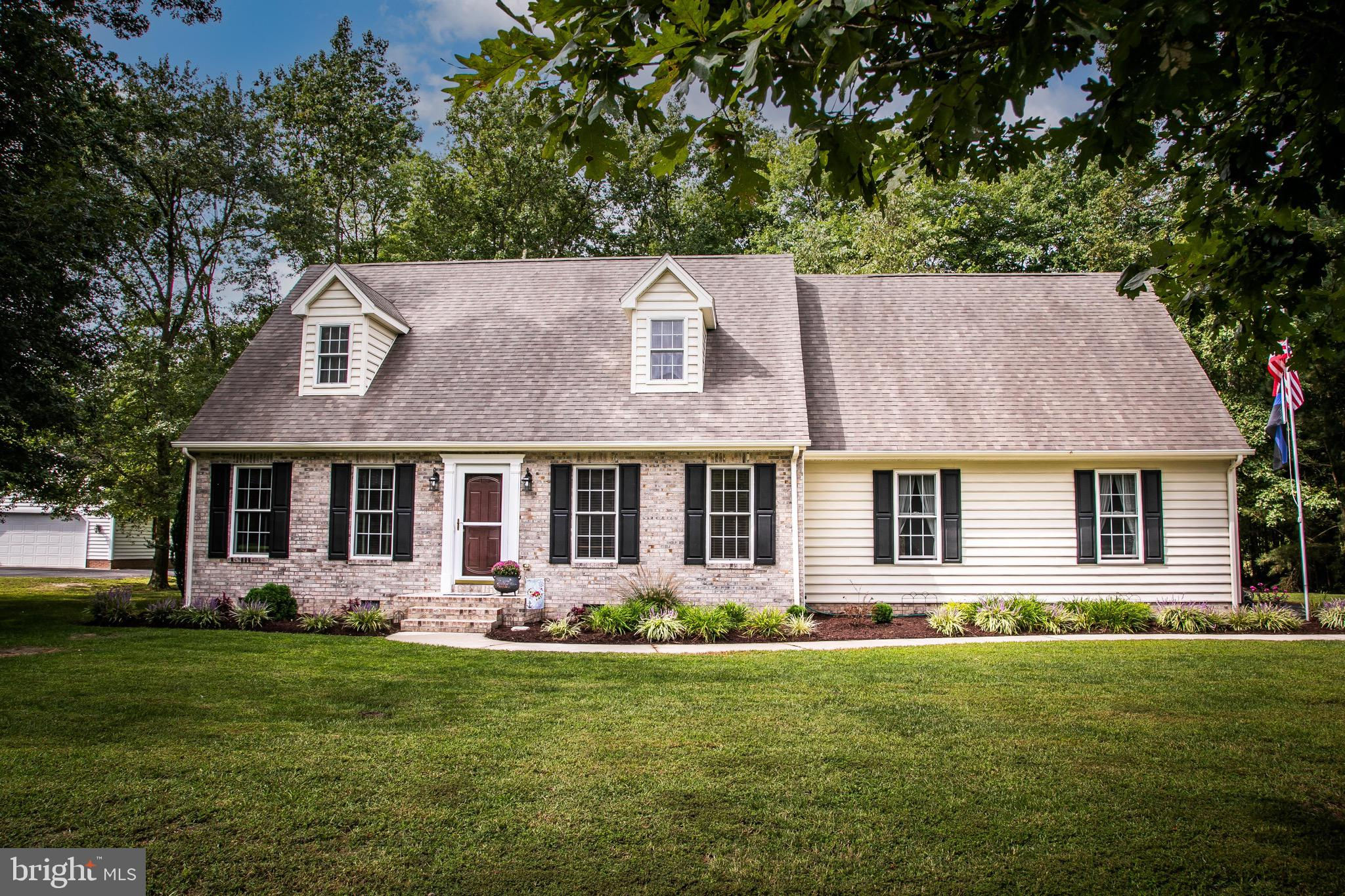 26200 Evesboro Lane, Eden, MD 21822 is now new to the market!