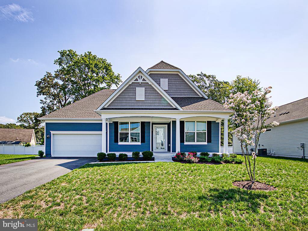 28066 Alderwood Loop, Millsboro, DE 19966 now has a new price of $420,000!