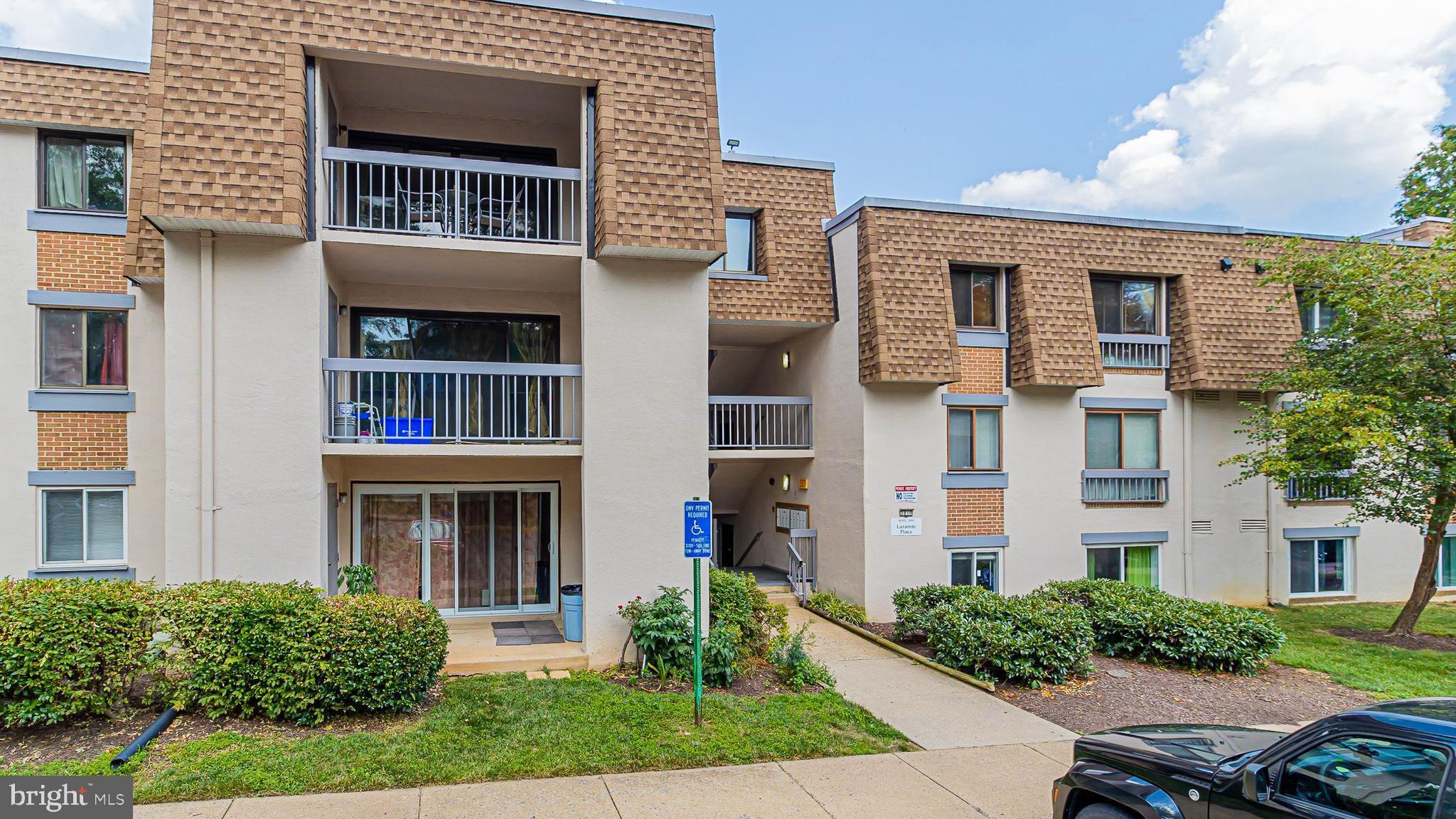 3810 Laramie Place #G, Alexandria, VA 22309 is now new to the market!