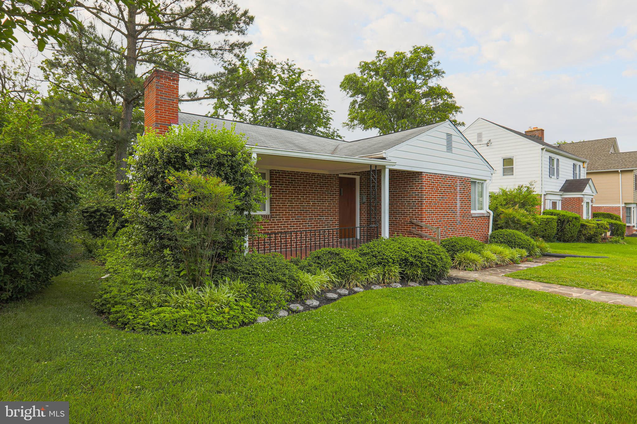 7523 Slade Avenue, Baltimore, MD 21208 is now new to the market!