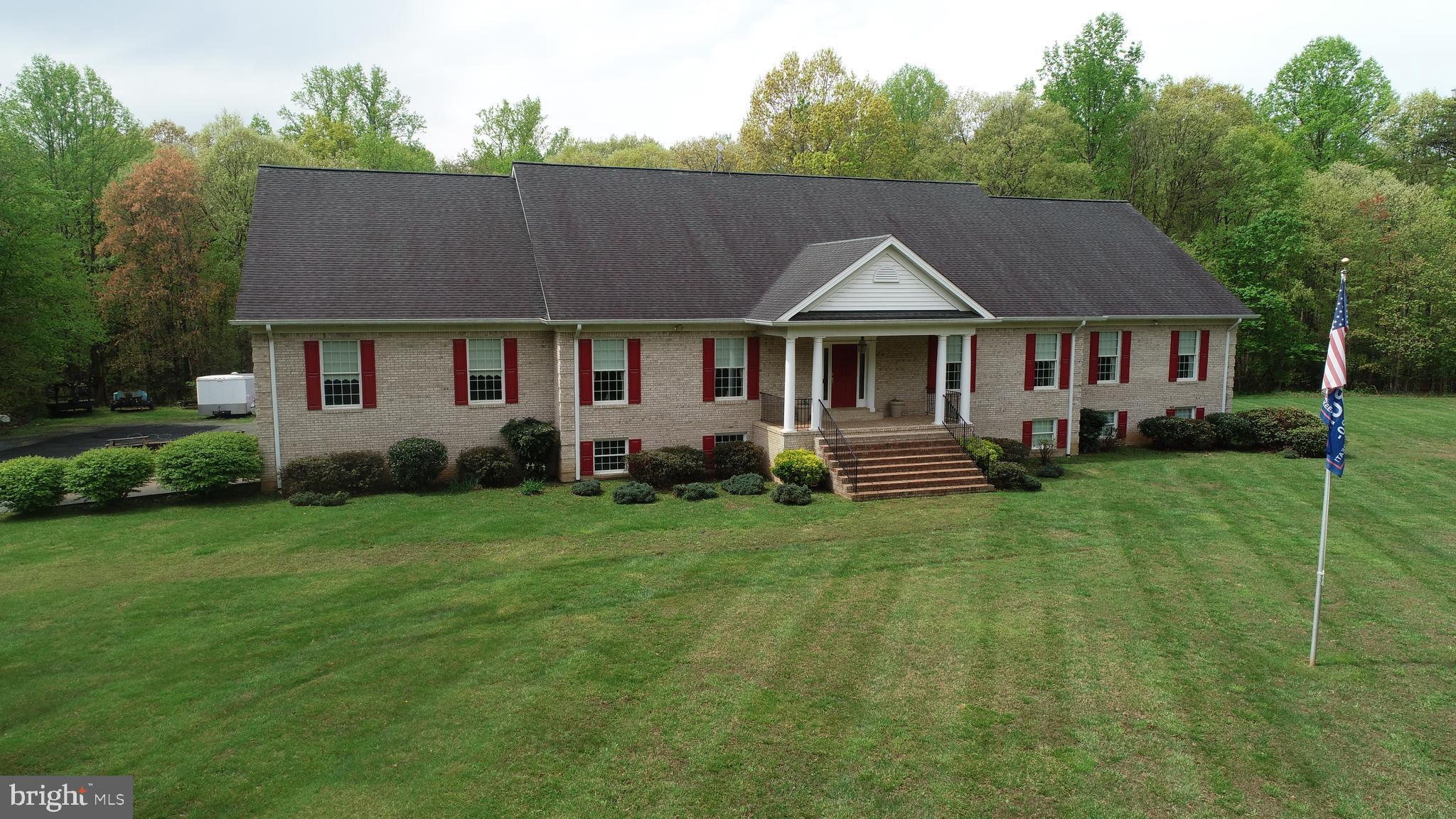 12416 Elk Run Church Road, Midland, VA 22728 now has a new price of $1,600,000!