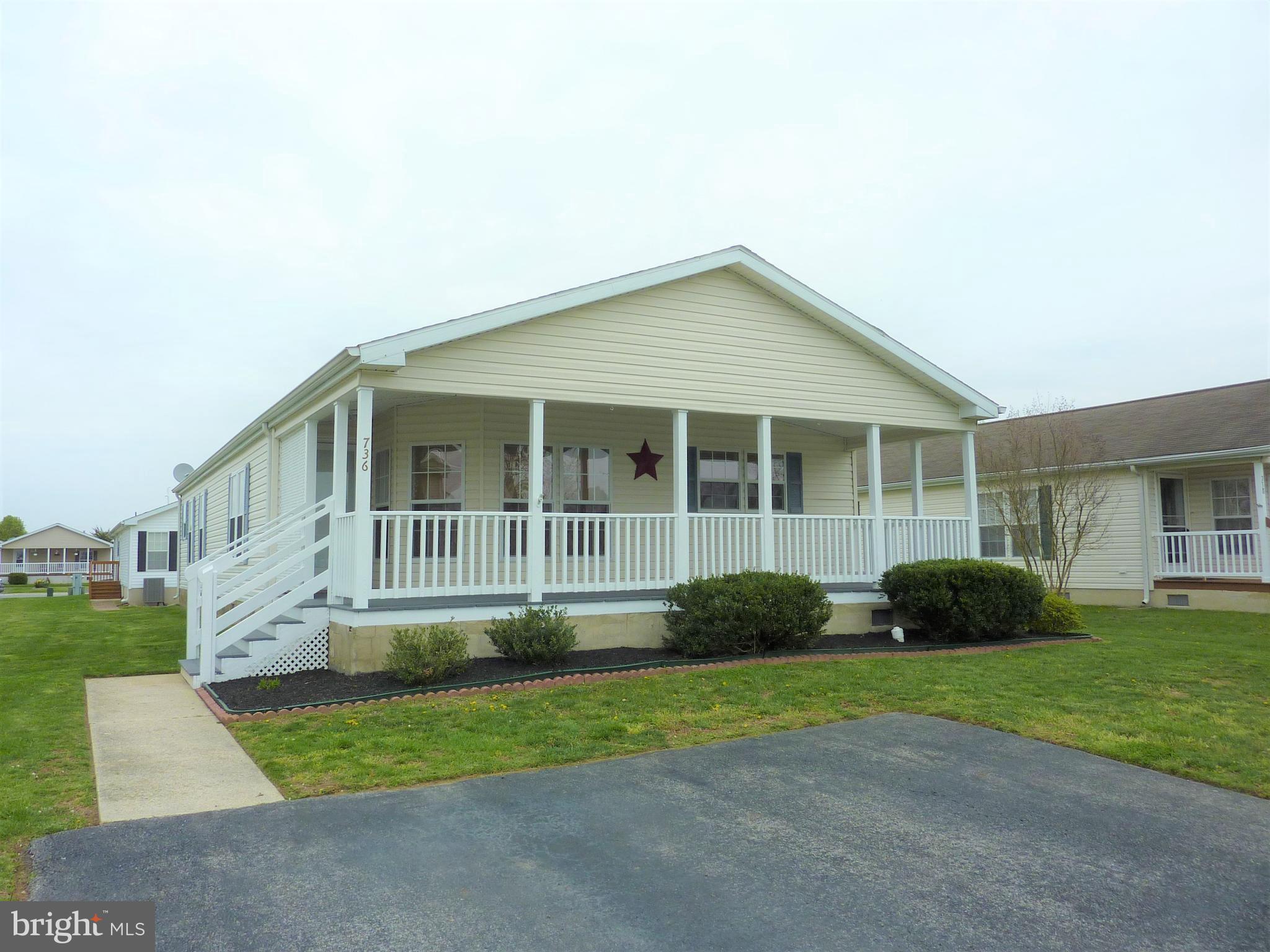 Another Property Sold - 736 Saks Street #66, Smyrna, DE 19977