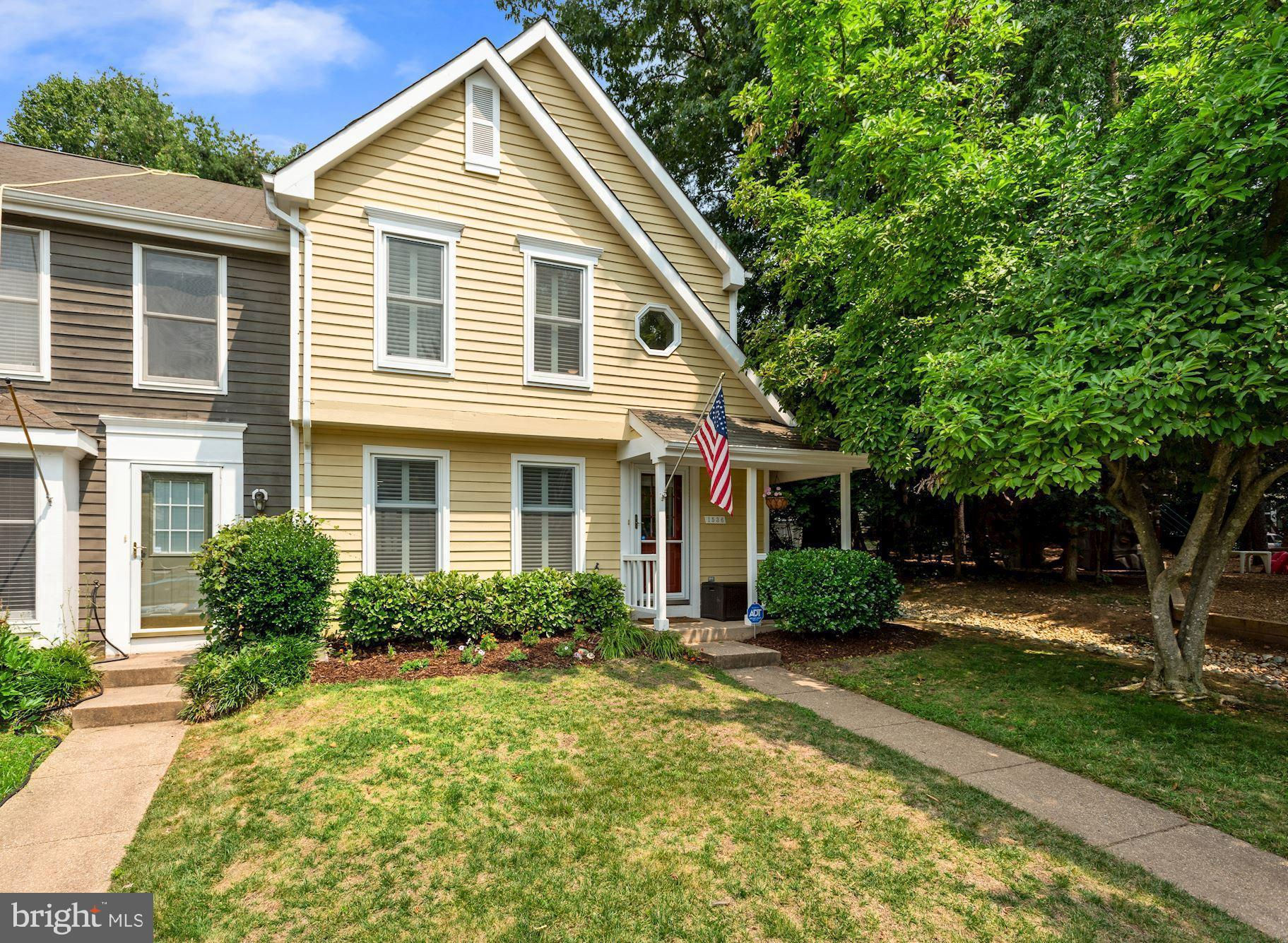 Another Property Sold - 1536 Twisted Oak Drive, Reston, VA 20194