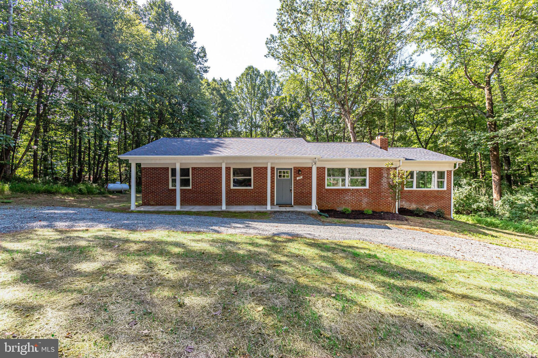 Another Property Sold - 584 Aaron Mountain Road, Castleton, VA 22716