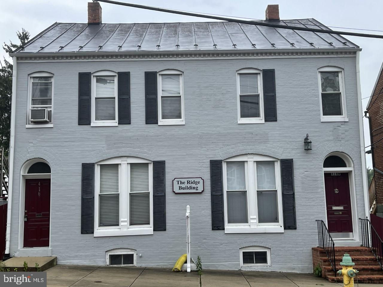 416-418 W Patrick Street, Frederick, MD 21701 now has a new price of $575,000!