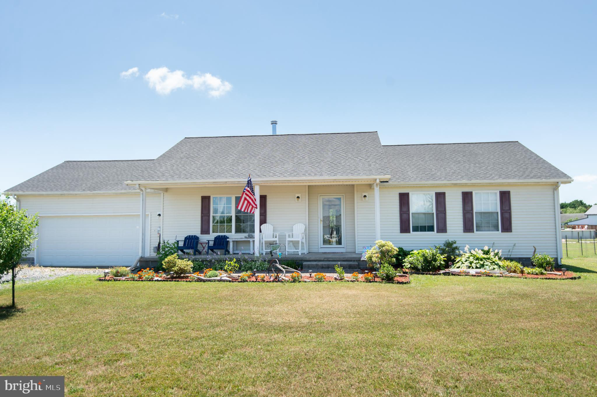 4160 Whiteleyville Road, Hurlock, MD 21643 now has a new price of $259,900!