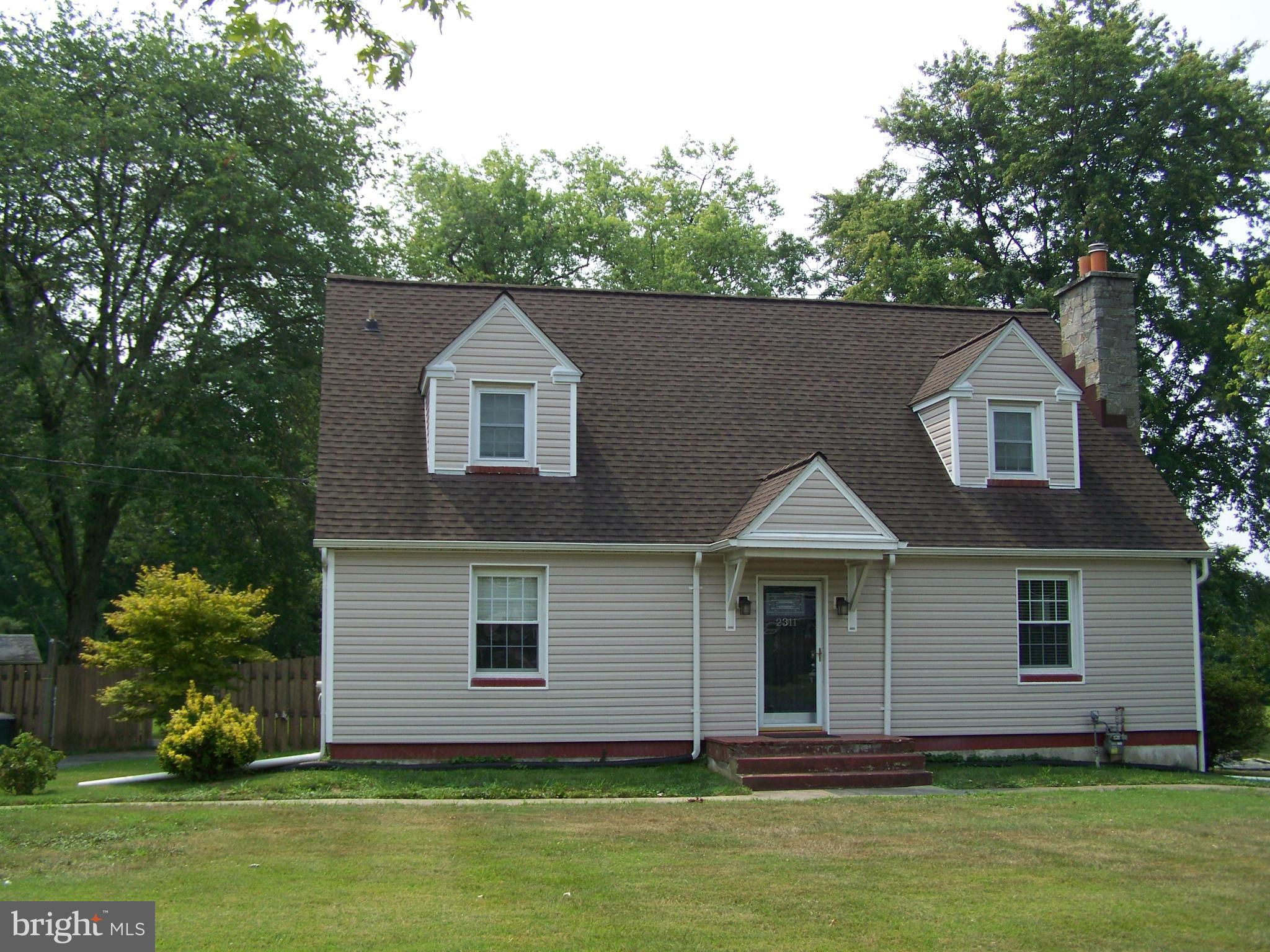 Another Property Sold - 2311 Philadelphia Road, Edgewood, MD 21040