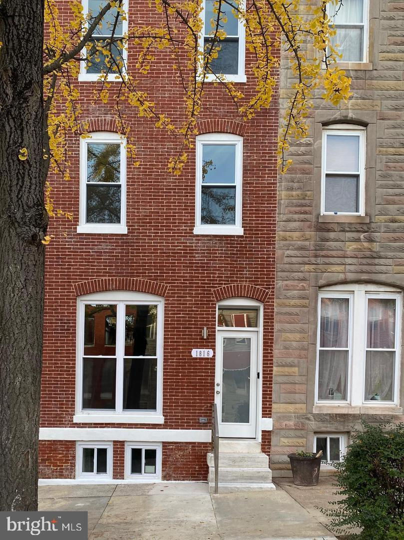 1816 N Bond Street, Baltimore, MD 21213 now has a new price of $289,000!