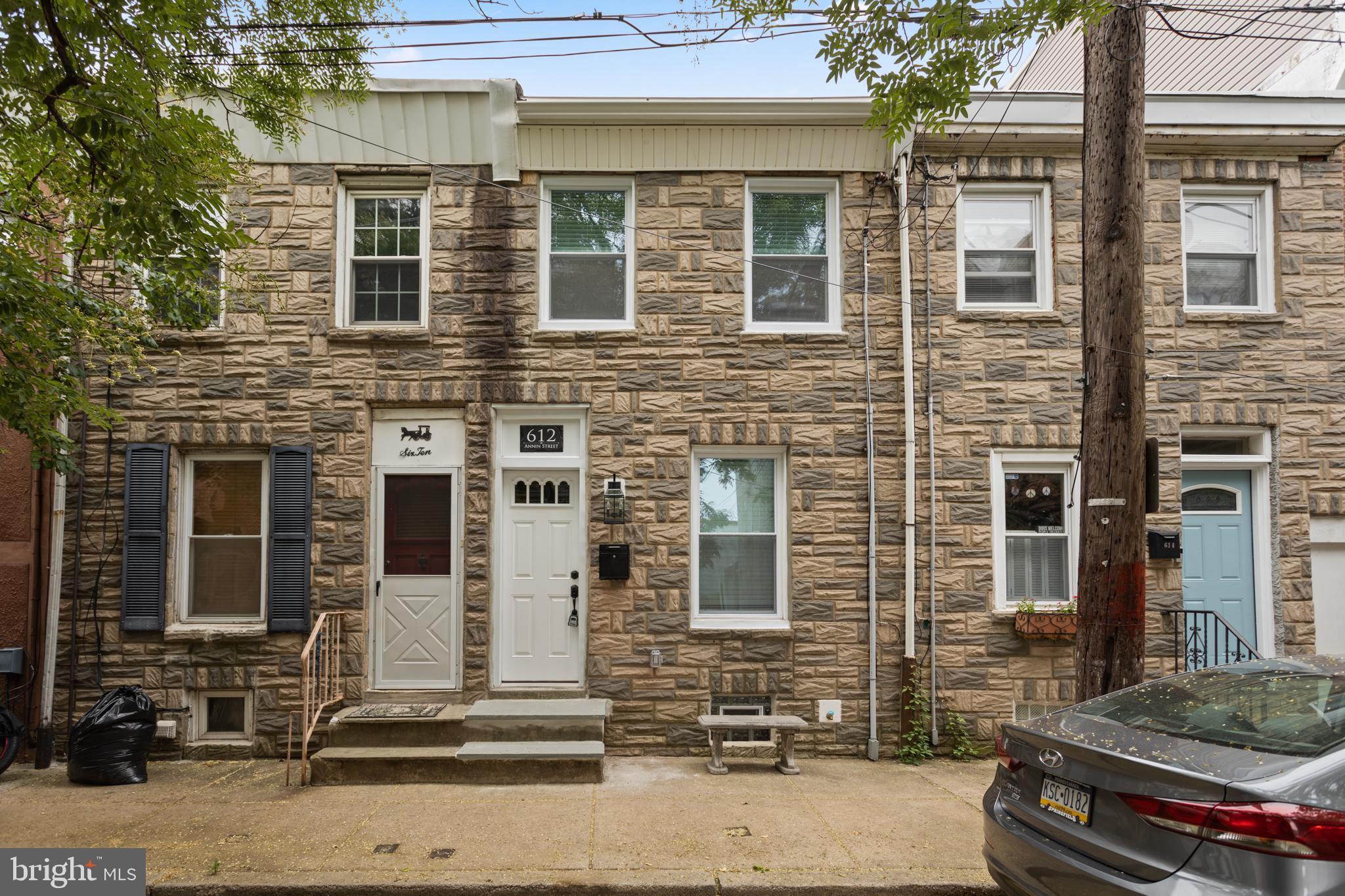 612 Annin Street, Philadelphia, PA 19147 now has a new price of $329,000!