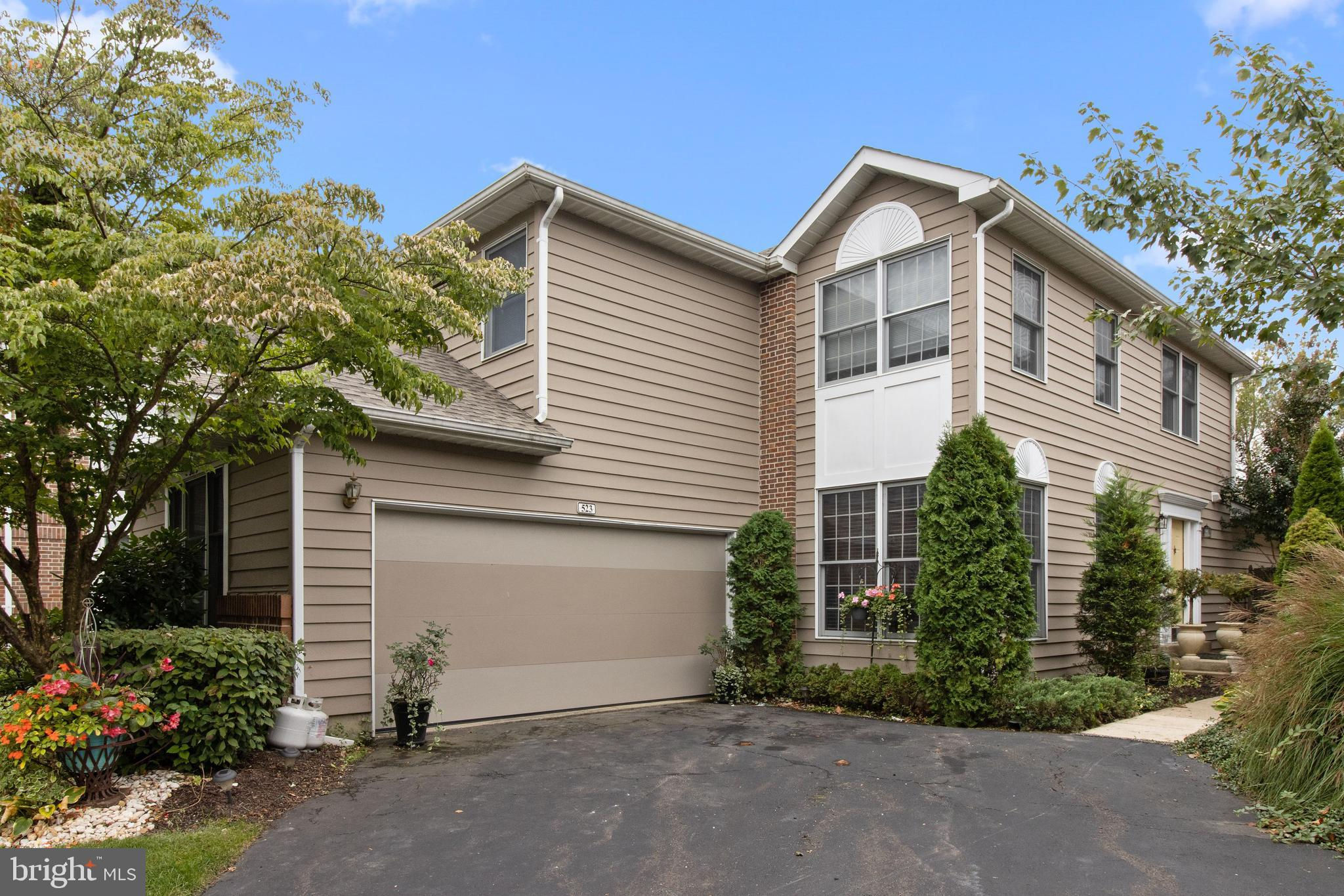523 Palmer Farm, Yardley, PA 19067 is now new to the market!