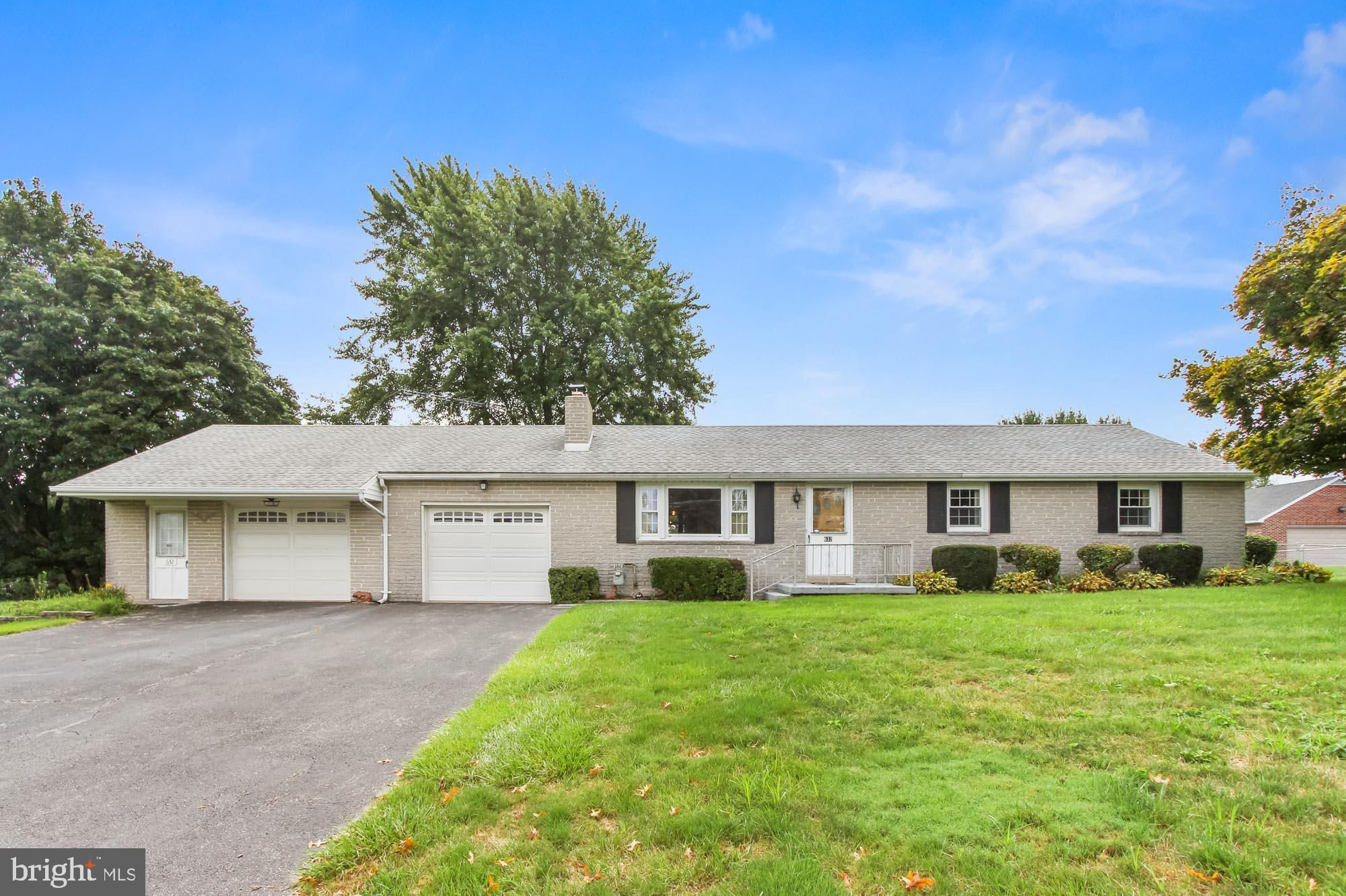 632 Green Valley Road, York, PA 17403 is now new to the market!