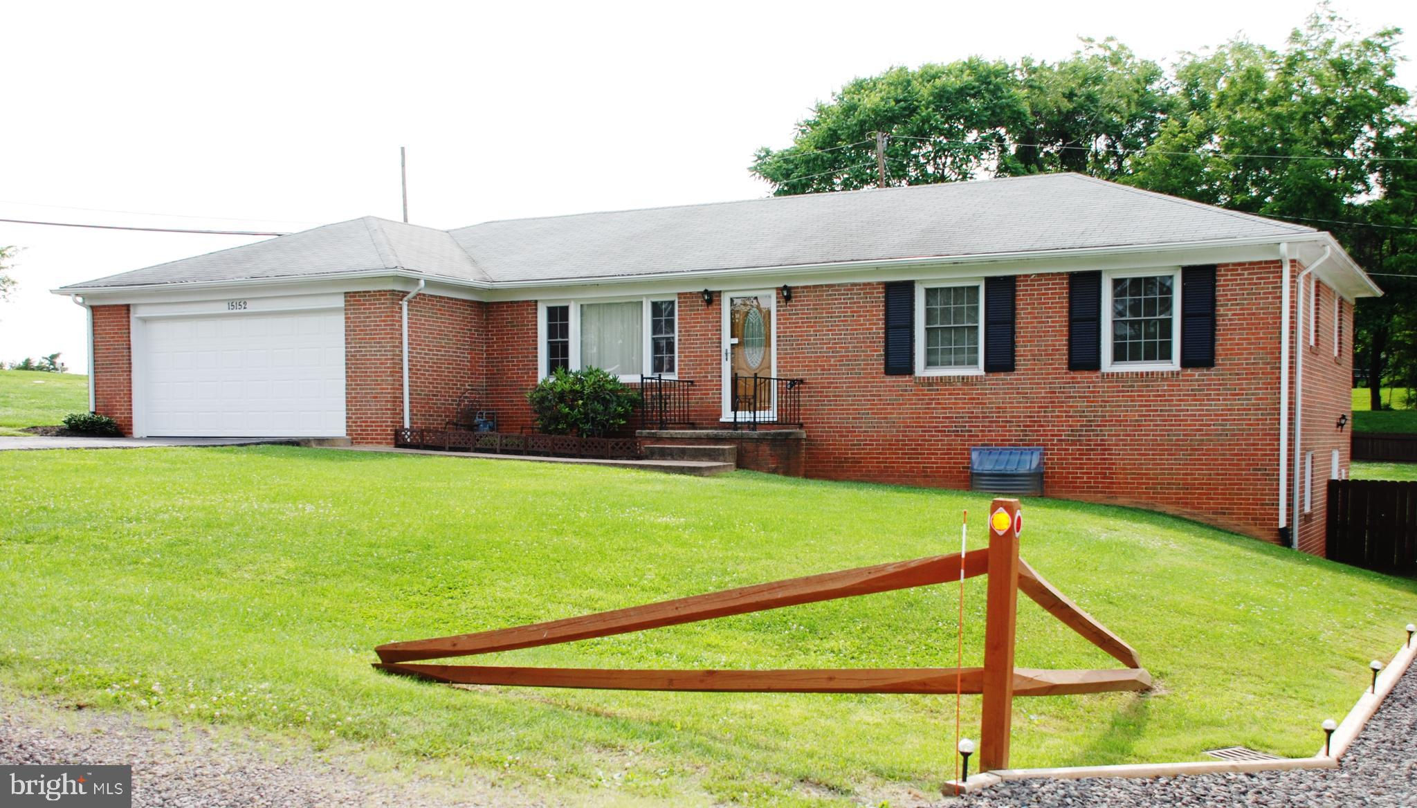 15152 Hall Street, Culpeper, VA 22701 is now new to the market!