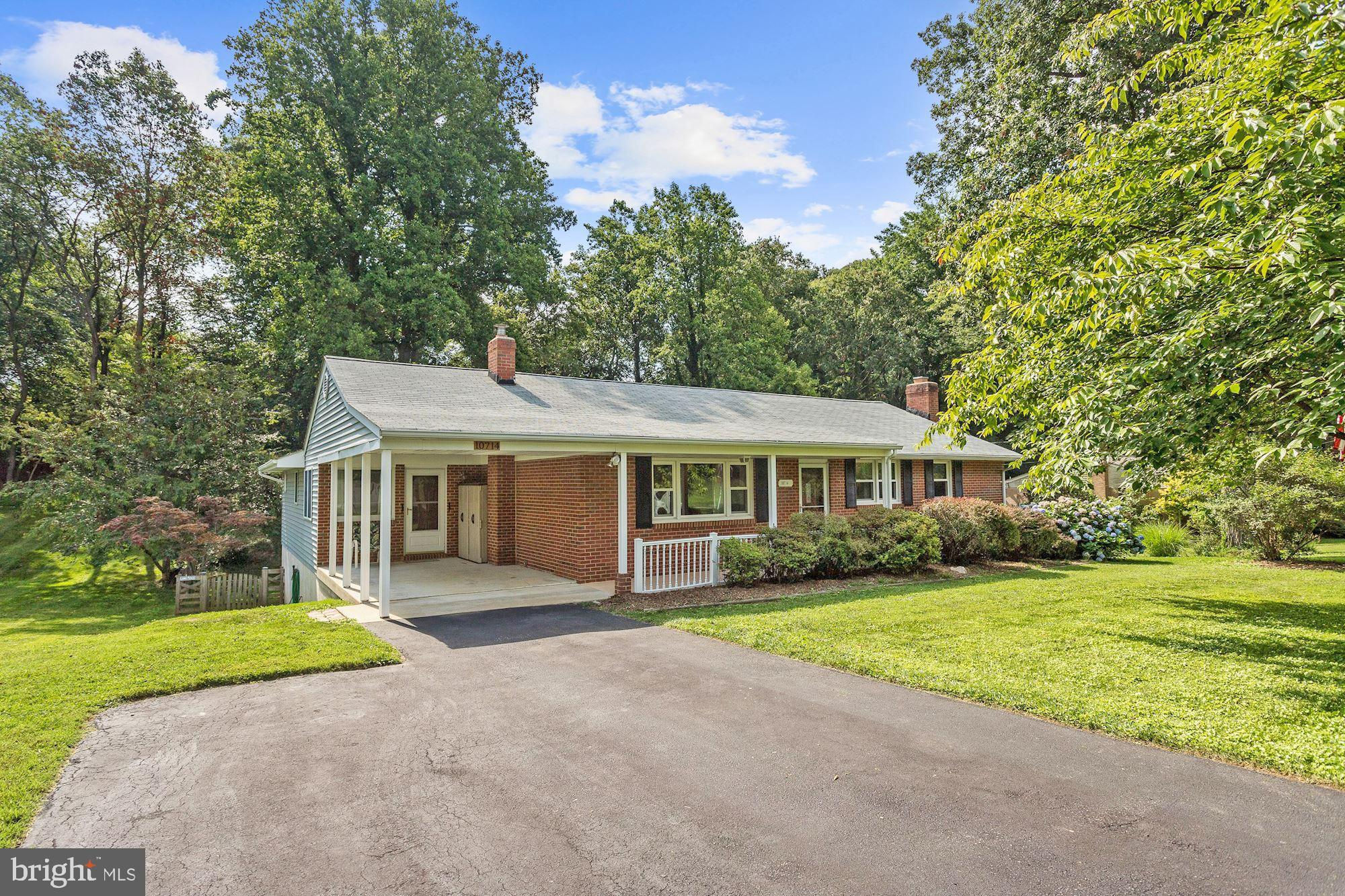 10714 E Crestview Lane, Laurel, MD 20723 is now new to the market!
