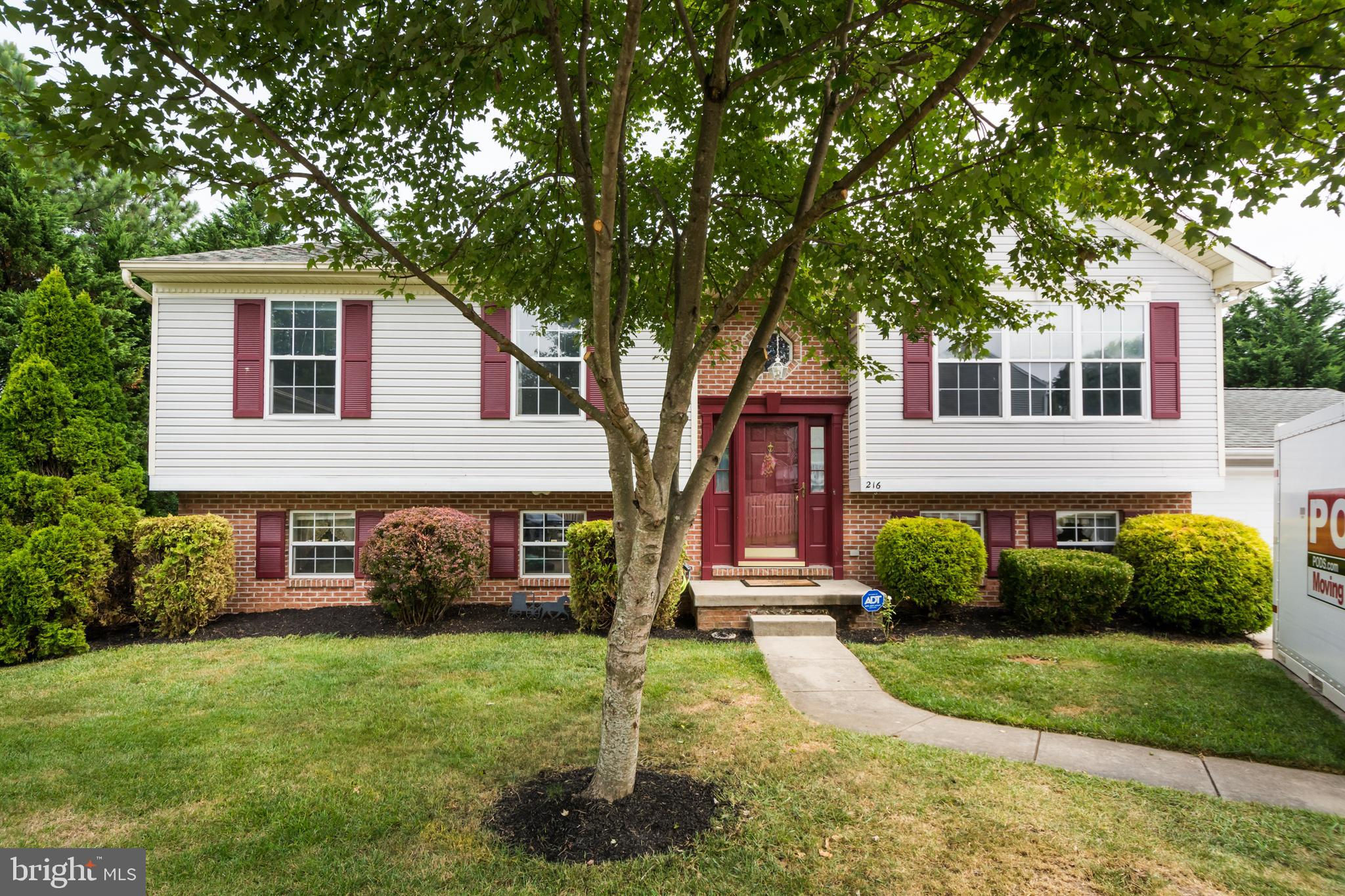 216 Gaitner Place, Abingdon, MD 21009 is now new to the market!