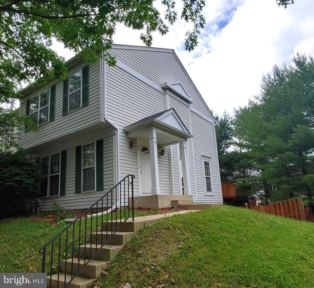 16 Stretham Court, Owings Mills, MD 21117 now has a new price of $246,950!