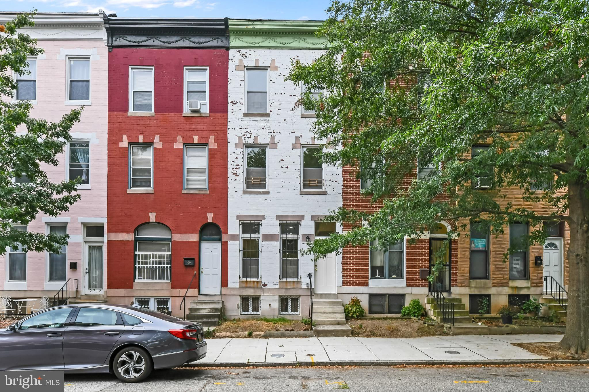 Another Property Sold - 2716 Maryland Avenue, Baltimore, MD 21218
