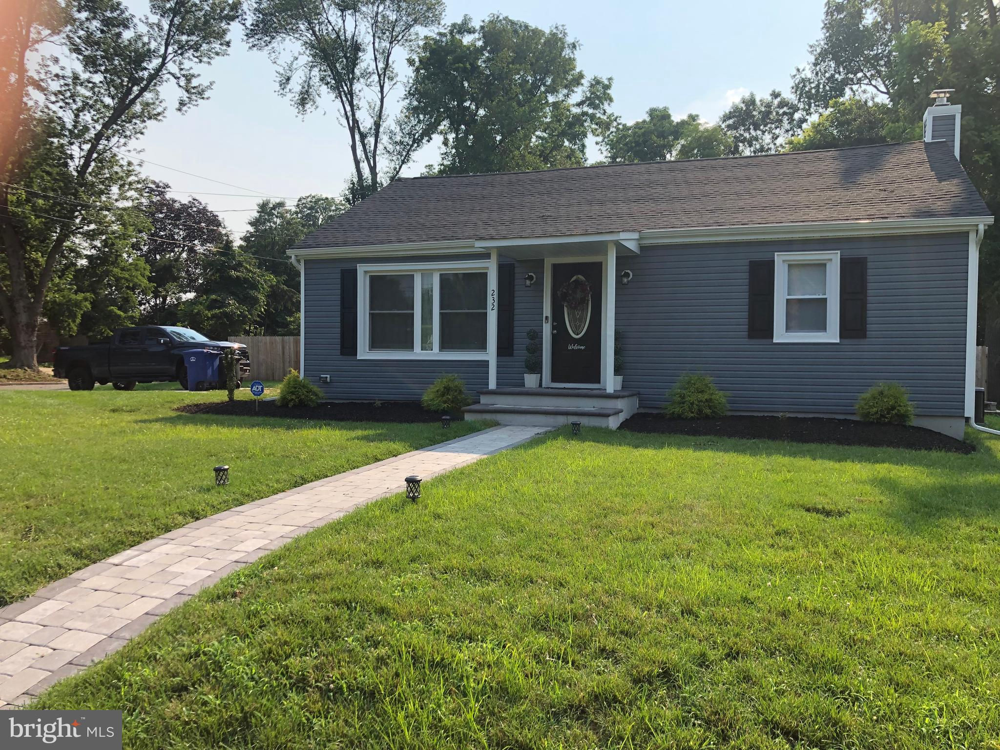 232 Lincoln Avenue, Mount Holly, NJ 08060 is now new to the market!