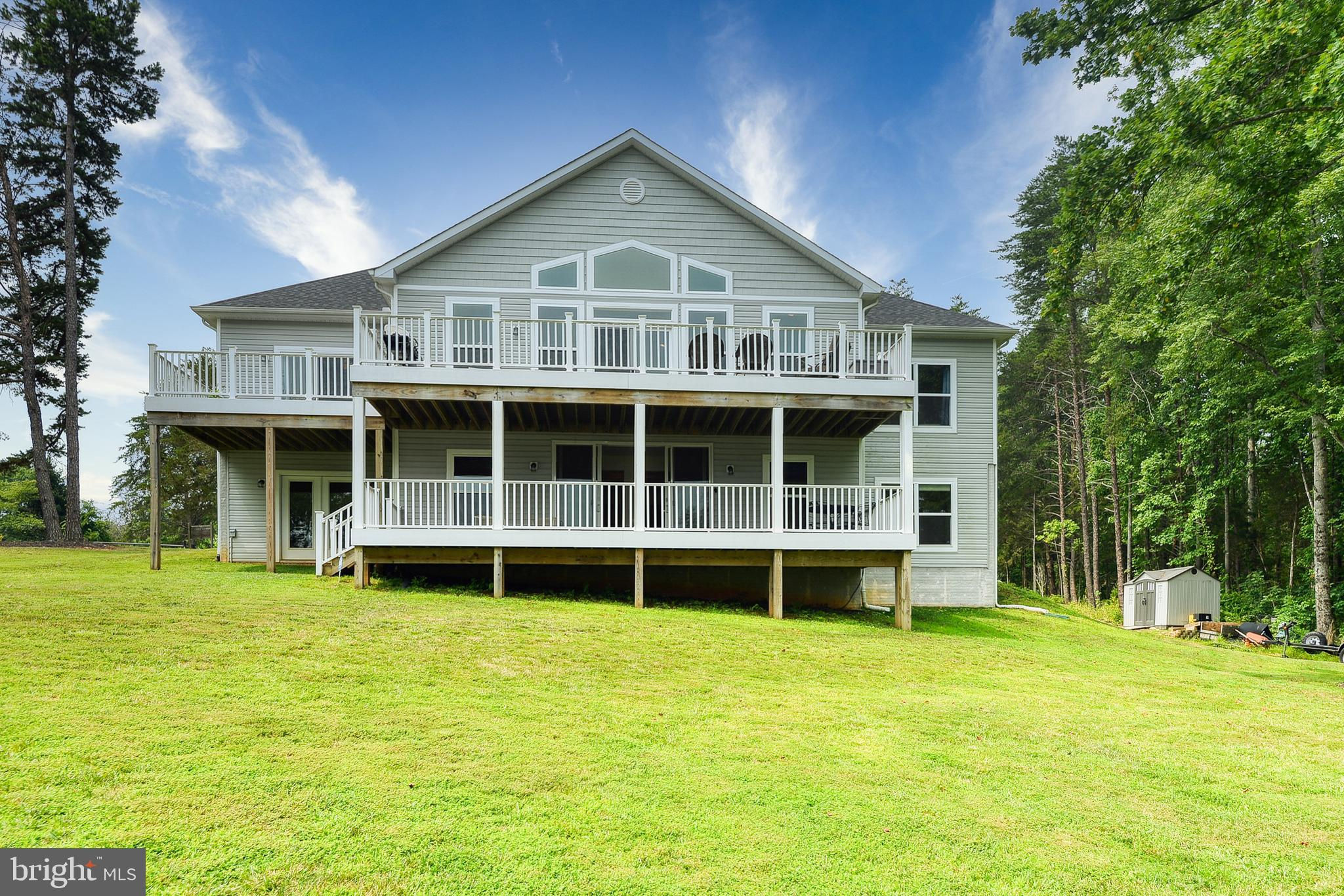 14901 Crestview Lane, Mineral, VA 23117 now has a new price of $1,425,000!