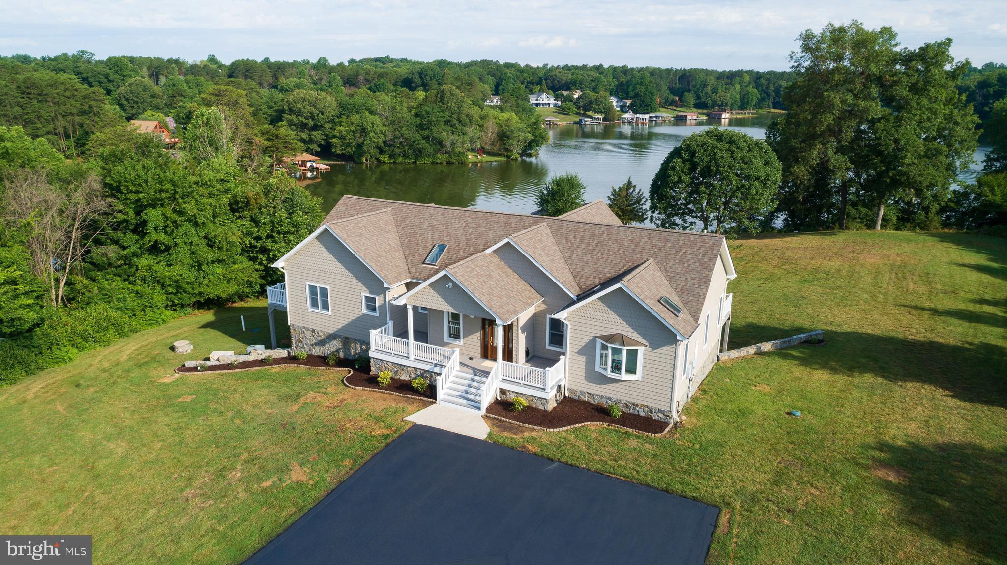 16221 Hickory Cut Lane, Mineral, VA 23117 now has a new price of $1,925,000!