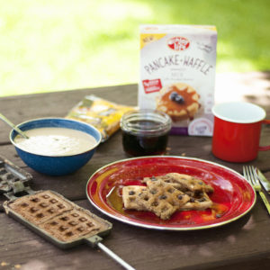 Gluten-Free Camp Waffles – Vegan Camp Waffles | Enjoy Life Foods