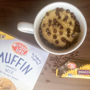 Chocolate Chip Mug Muffin