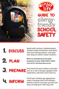 Lunch Freely School Safety Tips