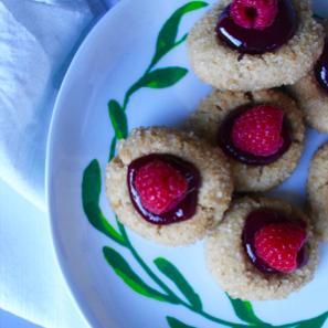 raspberry-cookie