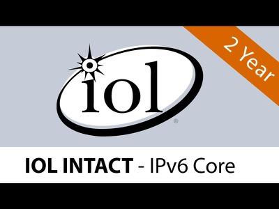 IOL INTACT® - IPv6 Core (2 Year)