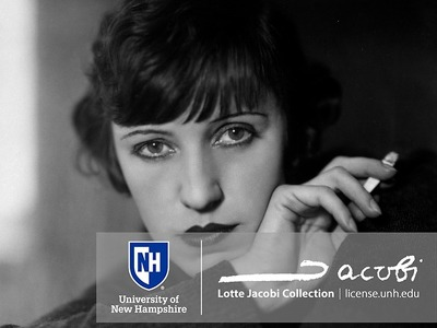Lotte Jacobi Signature Collection