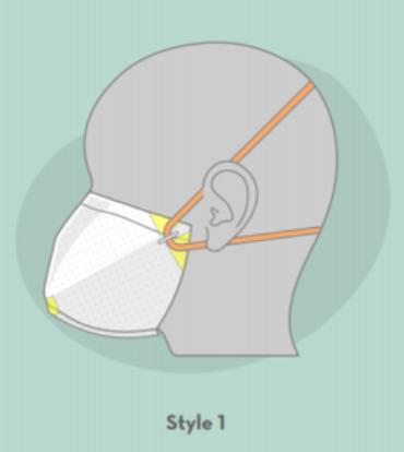MNmask Emergency-Use Face Masks